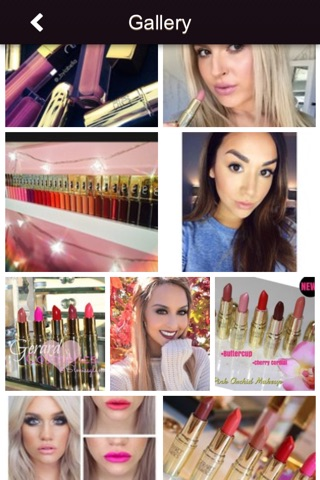 Gerard Cosmetics screenshot 3