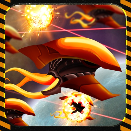 Alien Wave Smash Defense iOS App