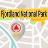 Fjordland National Park Offline Map Navigator and Guide