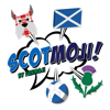 Fanmoji Ltd - Scotmoji - Scottish emoji sticker keyboard!  artwork
