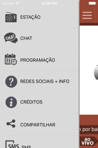 Cultura FM 88.9 Fontoura Xavier screenshot 3