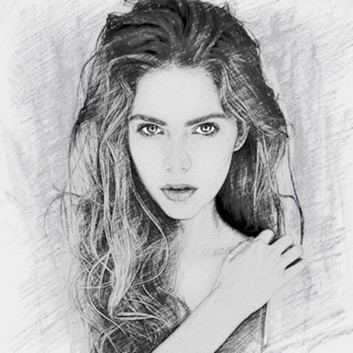 Sketch Studio - Draw, Paint & Doodle Cartoon Photo Effects