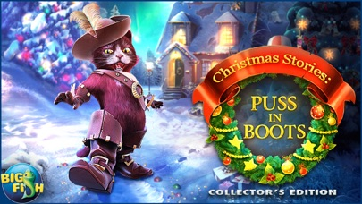 Christmas Stories: Puss in Boots - A Magical Hidden Object Game-4