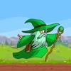 Angry Flying Warlock