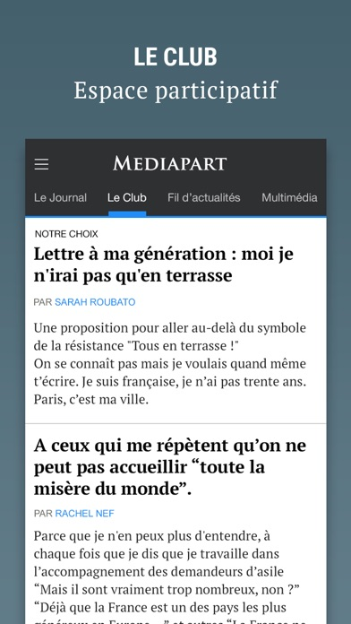 download Mediapart apps 1