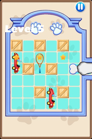 Naughty Husky-A puzzle sport game screenshot 4