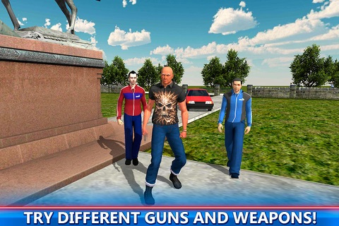 Russian Mafia Crime City 3D Full screenshot 3