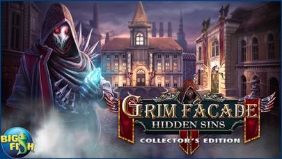Grim Facade: Hidden Sins - A Hidden Object Mystery (Full) app