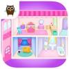 Doll House Cleanup & Decoration - Bedroom, Kitchen & Bath Designer