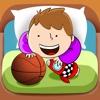 Berceuses amusantes - Des chansons et des jeux pour avoir de jolis rêves - iPhone