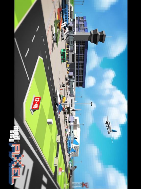 Pixel's Edition Mad City Crime Full для iPad