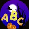 Halloween Games Kids First Step Puzzle - Halloween Alphabet
