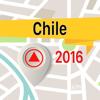Chile Offline Map Navigator und Guide