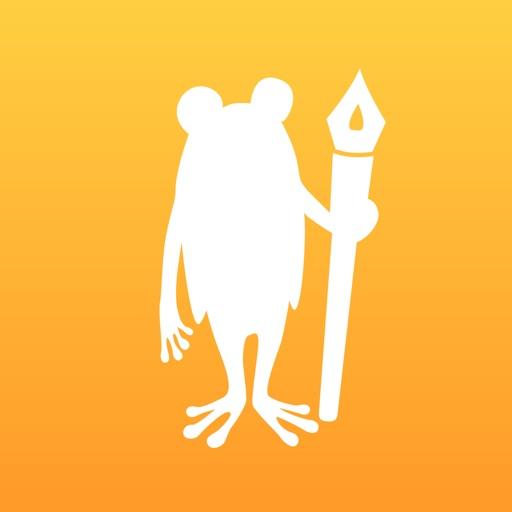 メモ帳共有、カレンダーやToDoスケジュール手帳無料管理-Frognote