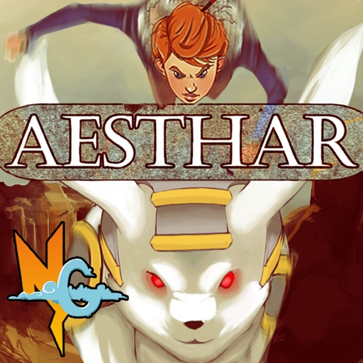 Aesthar. The runner game