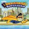 Jumping Superhero