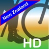 Terra Map New Zealand HD - Outdoor GPS Offline Topo Maps,  trails and tracker for Hiking,  Biking,  Camping and Travels