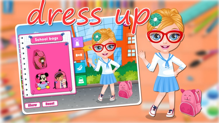 baby school haircuts haircut salon makeover games girls game by