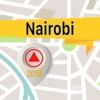 Nairobi Offline Map Navigator und Guide