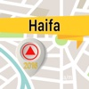 Haifa Offline Map Navigator and Guide