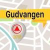 Gudvangen 離線地圖導航和指南