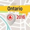 Онтарио Оффлайн Карта Навигатор и руководство
