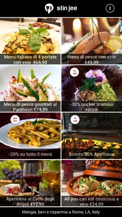 Stin Jee | Offerte speciali di cibo e bevande vicino a te | Mangia, bevi e risparmia! Screenshot