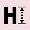 Hippsons Avståndstabell för Hoppträning