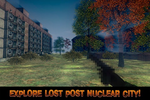 Chernobyl Survival Simulator 3D Full screenshot 1