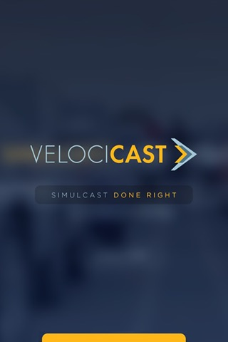 Velocicast screenshot 2