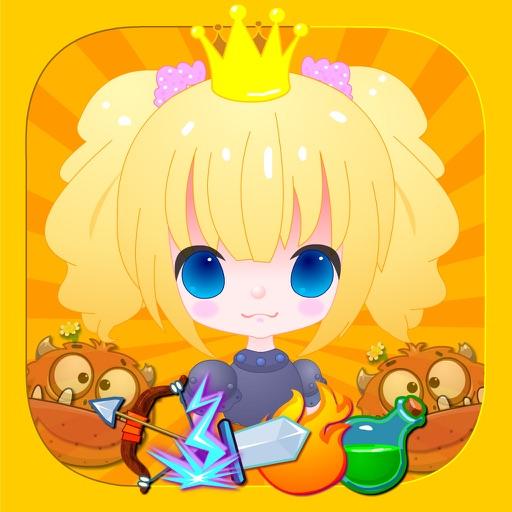 Princess Crush - Free iOS App