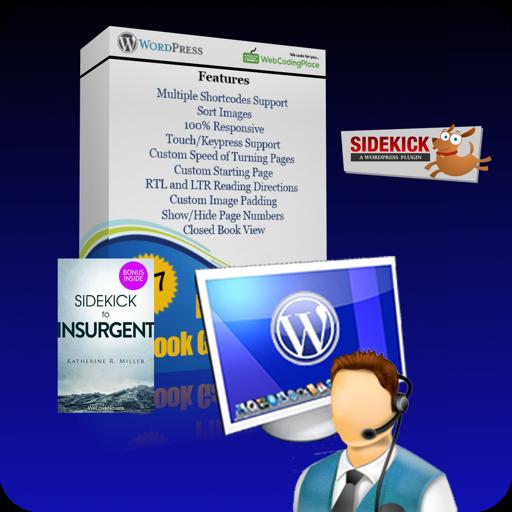 Tutorials for WordPress Sidekick Design