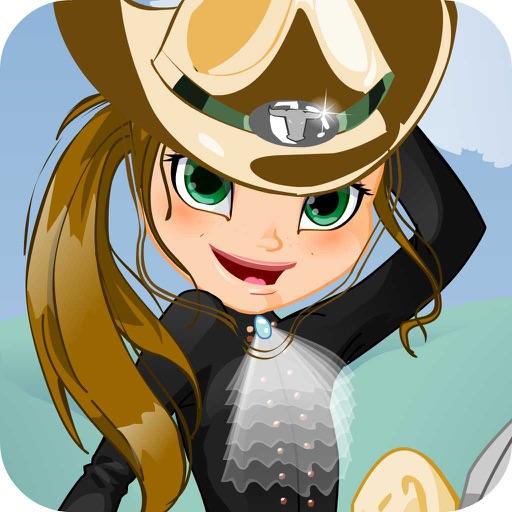 Riding Baby Horse Dress Up iOS App