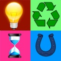 Symbol, Sign and Logo Quiz Pro: What's the Word,A Word Brain Puzzle game 4 logos,brands,Icon,signs(e.g. zodiac),symbols mania with pics