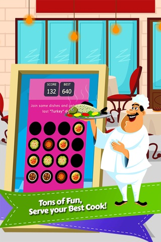 Star Restaurant Chef - World Cooking Rush screenshot 3
