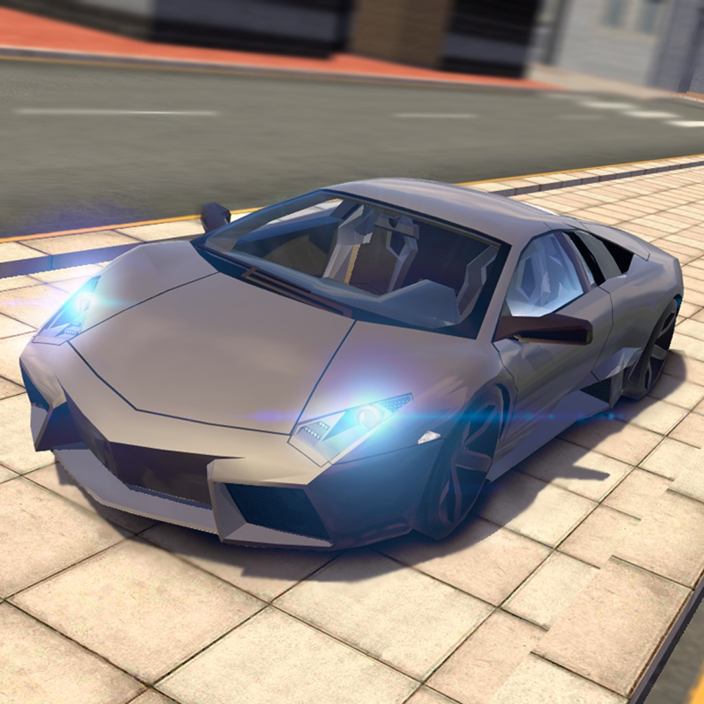 Extreme Car Driving Simulator Free On The App Store