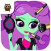 Monster Sisters Fashion Party - Crazy Makeup, Dress Up & Hair Salon