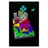 Falling 3D Blocks