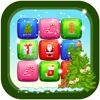 Christmas Gem Candy Jewels Blitz - The Best FREE Addicting Saga Splash Match 3 Puzzle Mania