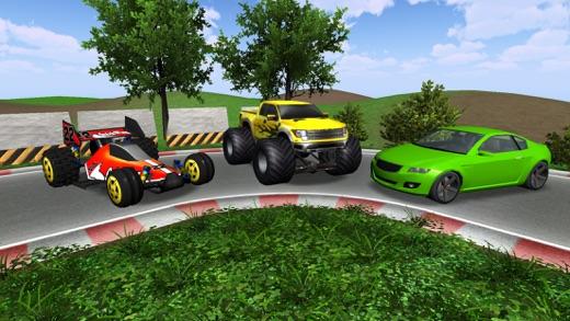 Cardroid 3D : RC Автомобильный симулятор Screenshot