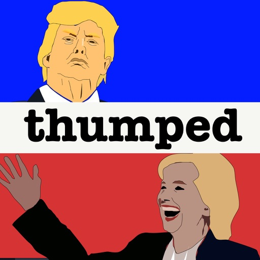 Thumped - Squish quickly, beat the timer iOS App