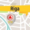 Riga Offline Map Navigator and Guide