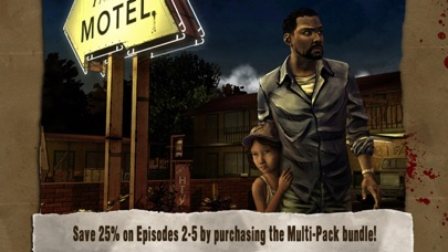 Screenshot #10 for Walking Dead: The Game