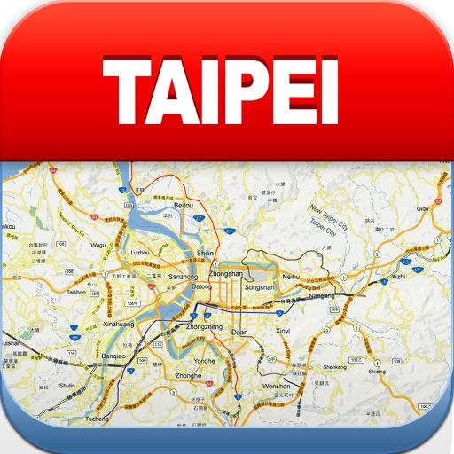 台北离线地图 – 城市 地铁 机场