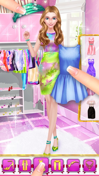 download High School Fashion Story apps 0