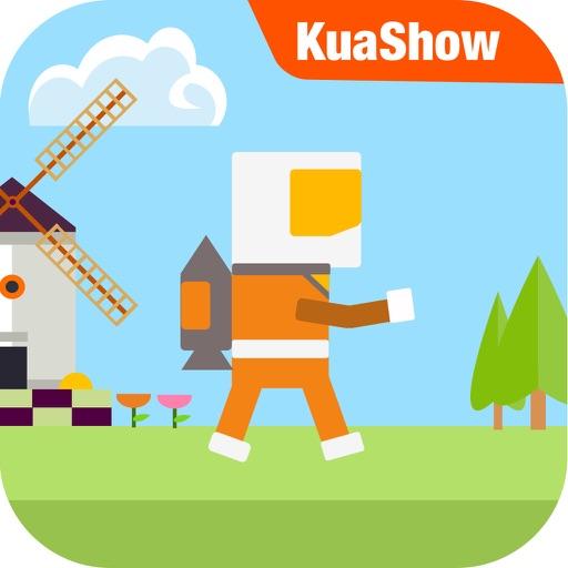 Jumpy Hero - Endless Retro Adventure and Running Hopper iOS App
