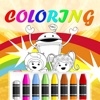 Coloring Book for Kids Team Umizoomi Version