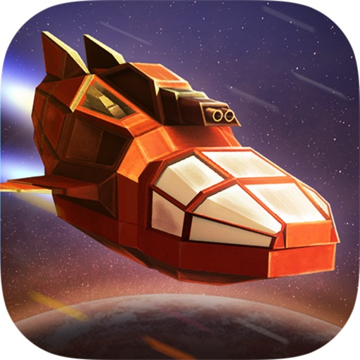 Spaceship Racing 3D - Planet Delta Deluxe iOS App