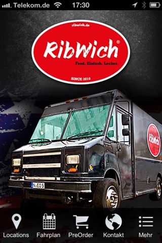 RibWich screenshot 1