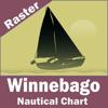 Lake Winnebago (Wisconsin) - Raster Nautical Charts